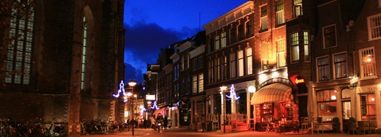 Walking Dinner Haarlem