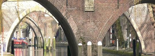 Floating & Walking Utrecht (vanaf 15 personen)